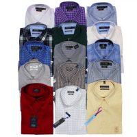 Mens Long Sleeve Dress Shirts Mix Wholesale