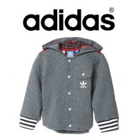 Boys adidas Cotton Lumberjack Sweater