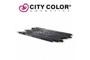 Wholesale City Color Photo Chic Eyeliner Pencil - 144 units- $0.60 (E-0058)