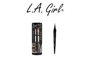 Wholesale L.A. Girl Line Art Matte Eyeliner Intense Black lot